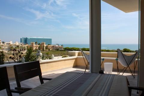Magnificent 3 bedrooms corner apartment in Immo Pórtico Mar