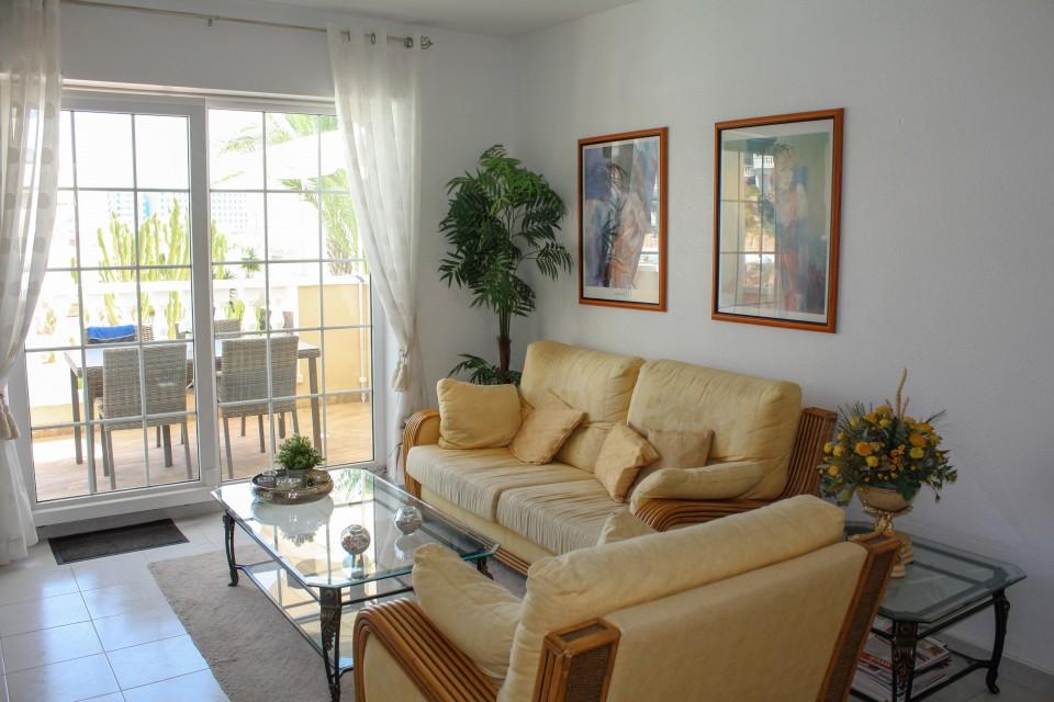 Ruim appartement met gastenverblijf - Immo Pórtico Mar