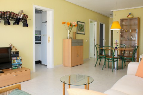 3 Bedroom apartment with stunning sea views in Immo Pórtico Mar