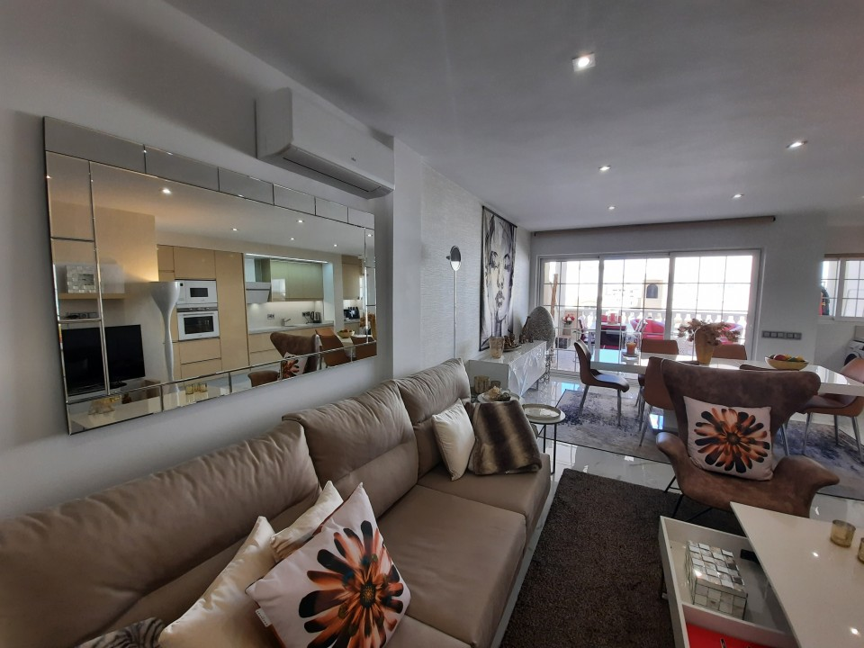 Apartment with spacious terrace in Immo Pórtico Mar