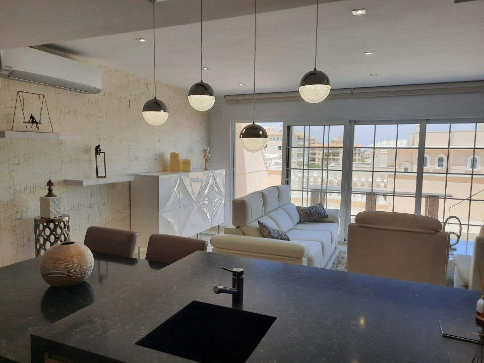 Luxe penthouse appartement - Immo Pórtico Mar